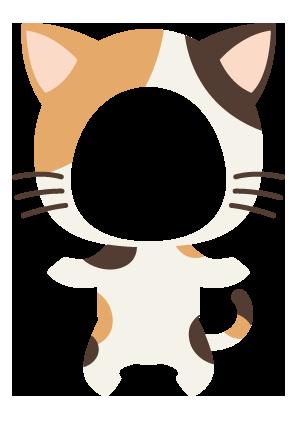 猫の着ぐるみ