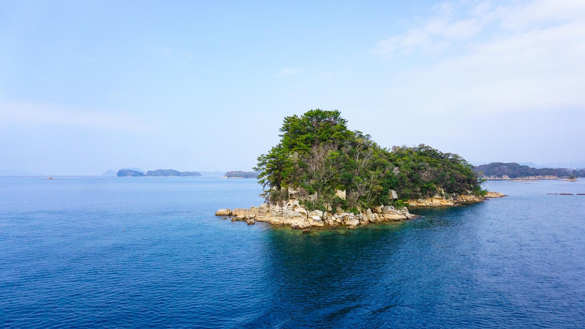 無人島のイメージ